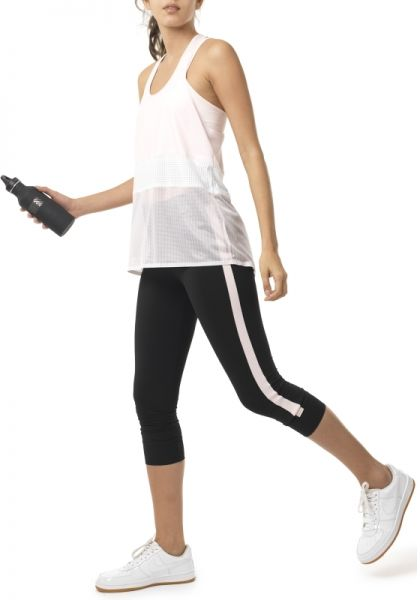 Monreal London Cropped Athlete Leggings