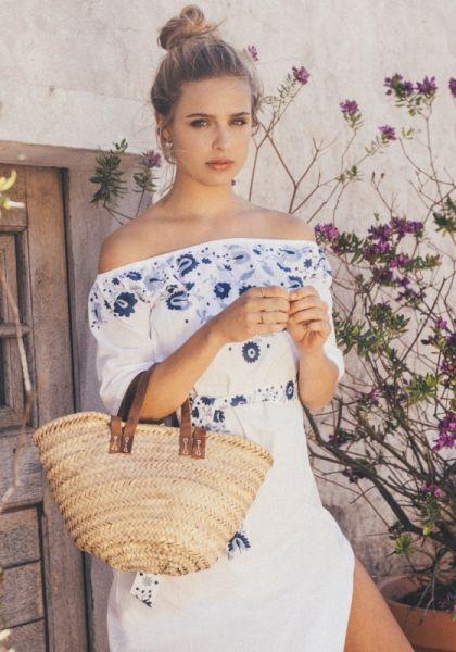 Pampelone Jasmine Midi Dress