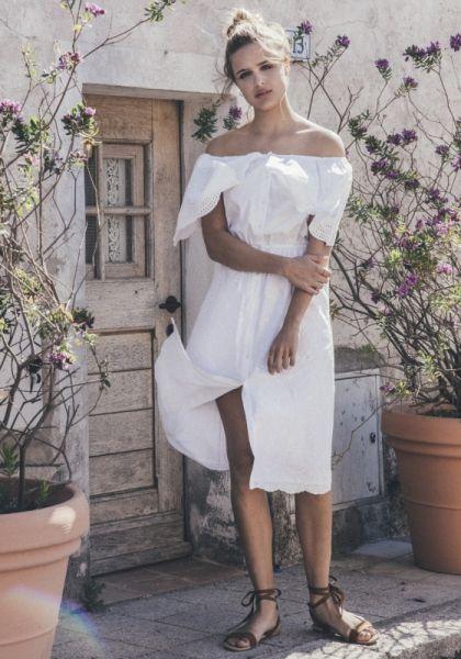 Pampelone Clothing Sardinia Kleid