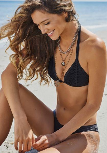 PilyQ Midnight Isla Bikini