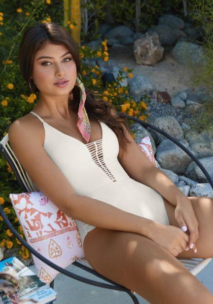 Victoria Swimsuit Ivory