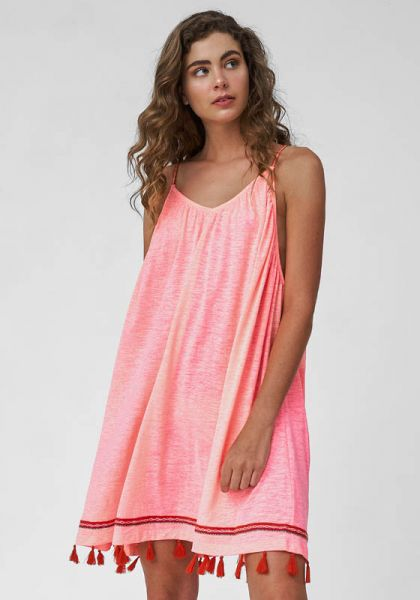 Pitusa Mallorca Dress Light Pink
