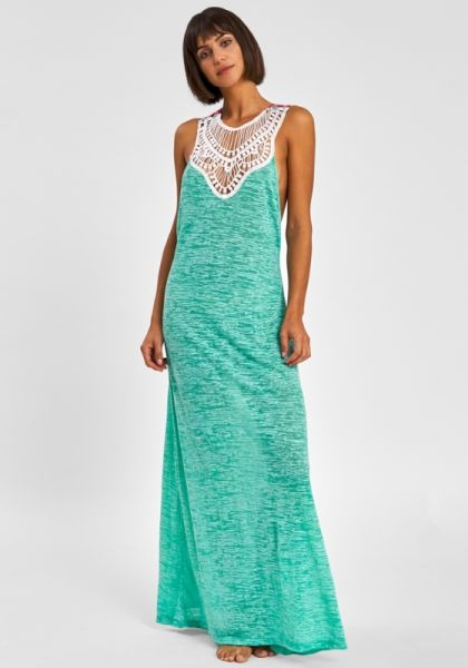 Pitusa Pharaoh Dress Mint