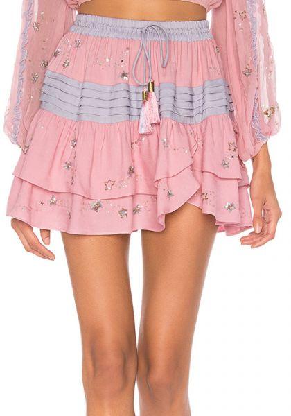 Rococo Sand Starlight Mini Skirt