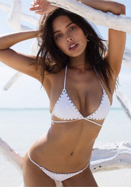 Same Swim Vixen Bikini White