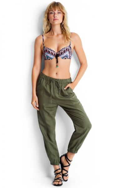 Seafolly Beach Wash Pants