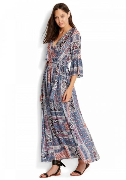 Seafolly Coastal Tribe Maxi Dress