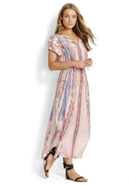 Seafolly Future Past Maxi Kaftan