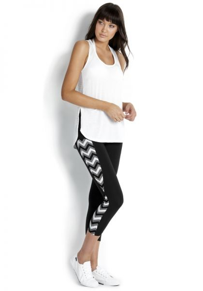 Seafolly Horizon Luxe ¾ Leggings