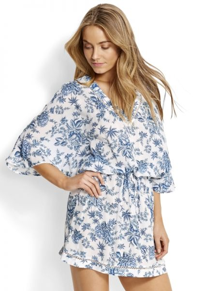 Seafolly Love Bird Kaftan