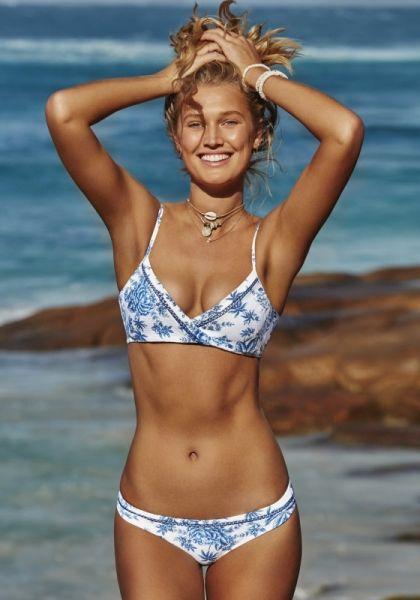 Seafolly Love Bird Wrap Bikini