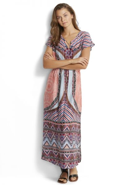 Seafolly Sahara Nights Maxi Kaftan