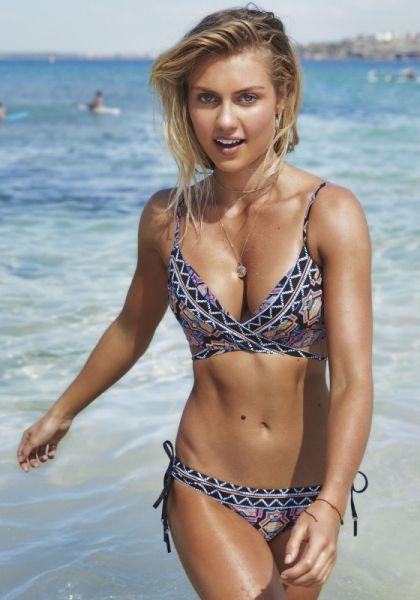 Seafolly Sun Temple Wrap Bikini