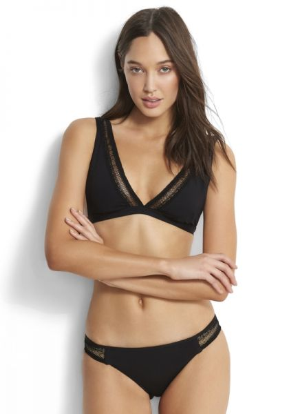 Wild at Heart Longline Triangle Bikini