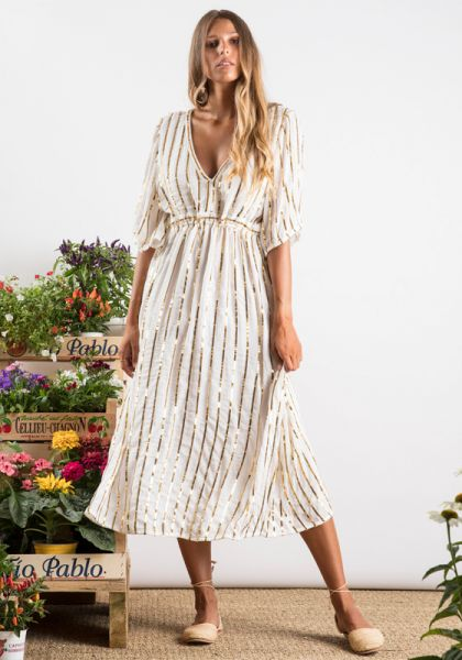 Sundress Carolina Midi Dress