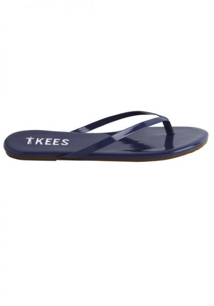 Tkees Glosses Sandals Blackberry