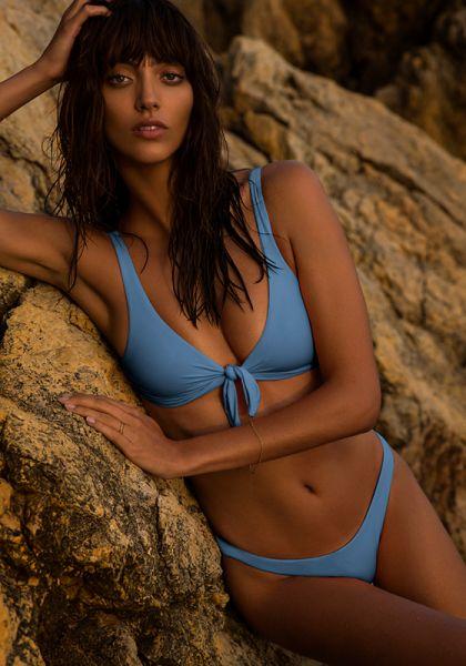 Vitamin A Lou Bikini Blue