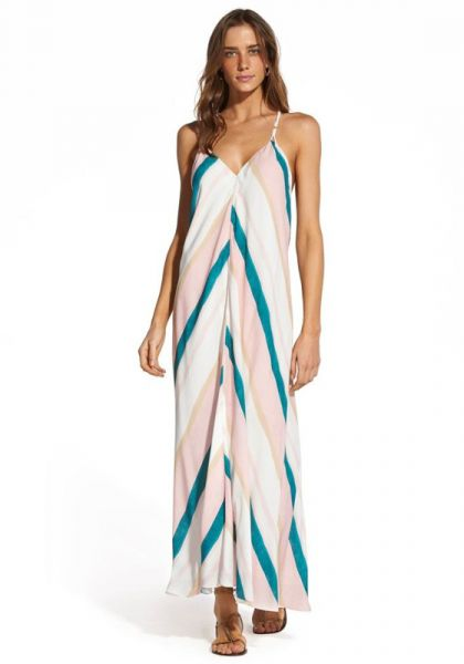 Vix Swimwear Chimera Scarf Dress