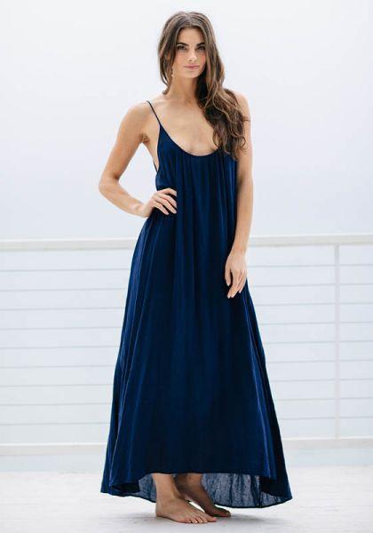 9 Seed Tulum Dress Pacific