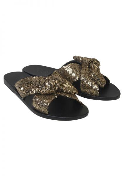 Thais Bows Sandals Ancient Greek Sandals