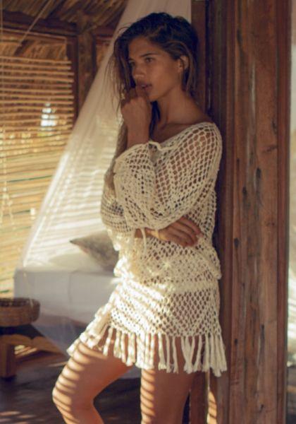 Anna Kosturova Talitha Mini Dress
