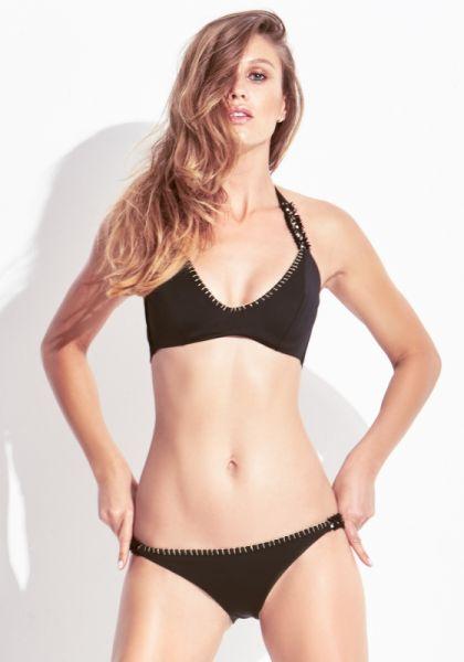 Biondi Caviar Halter Bikini