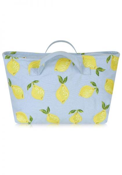 Elizabeth Scarlett Lemon Travel Bag