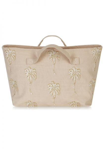 Elizabeth Scarlett Palmier Travel Bag