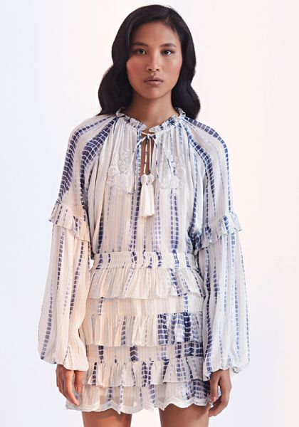 Hemant & Nandita Maera Skirt
