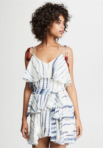 Hemant & Nandita Maera Mini Dress