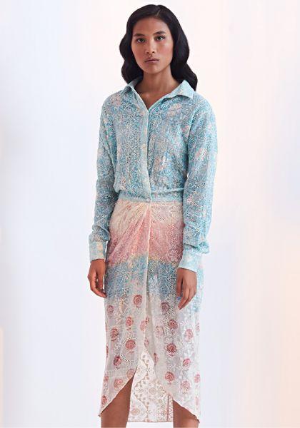 Hemant & Nandita Venus Maxi Dress