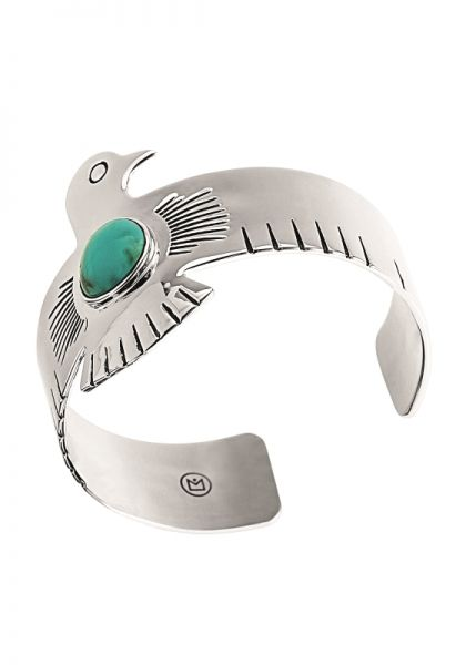 Hipanema Royal Silver Cuff
