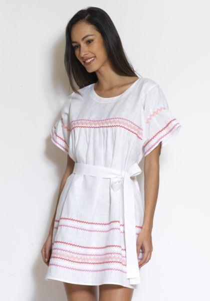 Lisa Marie Fernandez Pink Fiesta Dress