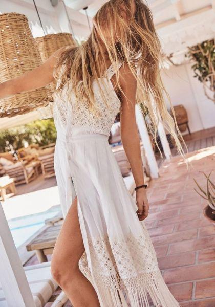 Loveshackfancy Eve Dress