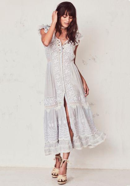 Loveshackfancy Valentina Dress