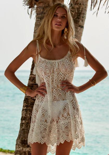 Melissa Odaash Ana Beach Dress