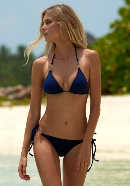 Melissa Odabash Anguilla Bikini Navy