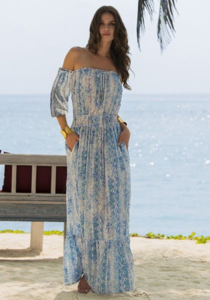 Melissa Odabash Faith Dress Sepente