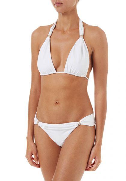 Melissa Odabash Grenada Bikini White