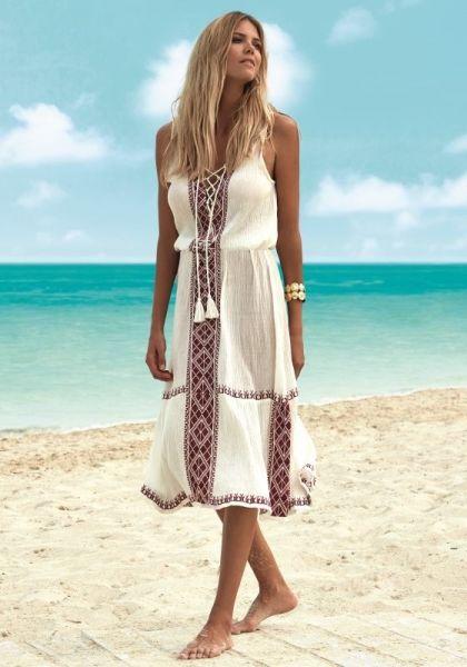 Melissa Odabash Gwyneth Dress