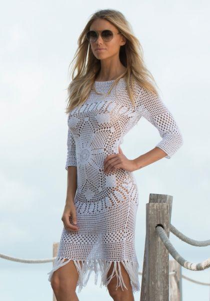 Melissa Odabash Melissa Crochet Dress