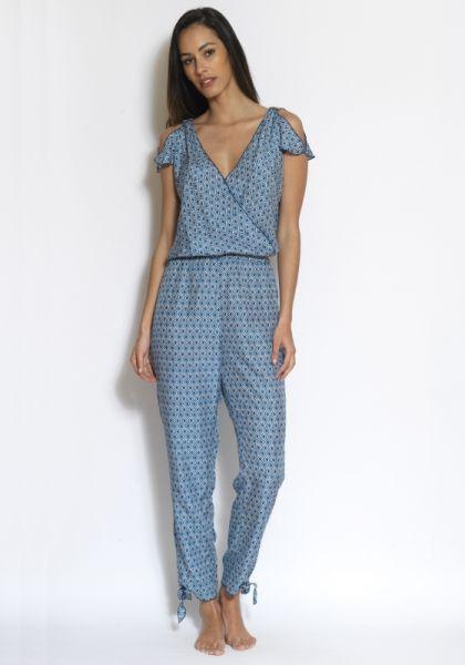 Paloma Blue Manhattan Jumpsuit