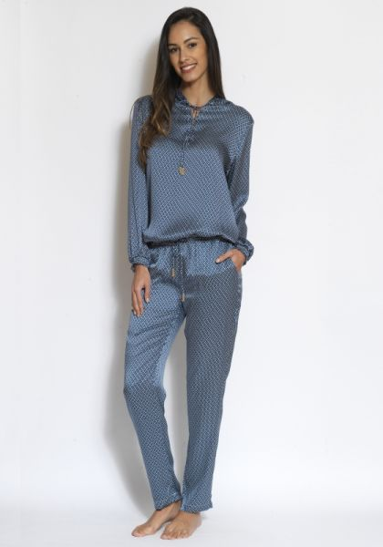 Paloma Blue Venice Pants