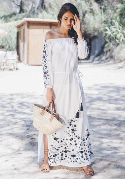 Pampelone Grimaud Maxi Dress