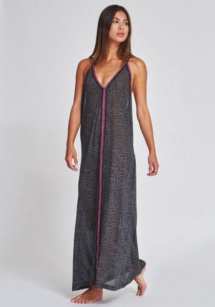 Pitusa Cheetah Sun Dress