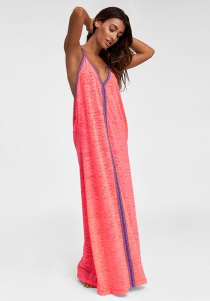 Pitusa Inca Beach Dress Hot Pink
