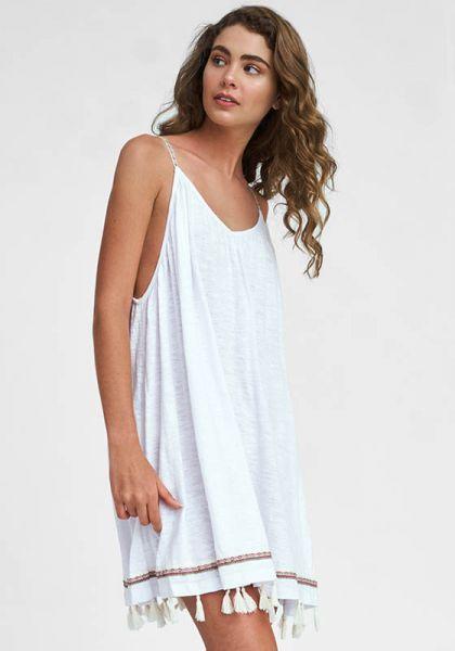 Pitusa Mallorca Dress White