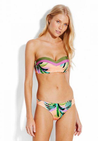Seafolly Las Palmas Bandeau Bikini