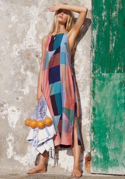 Seafolly Modern Art Slip Dress