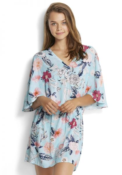Seafolly Modern Love Kaftan